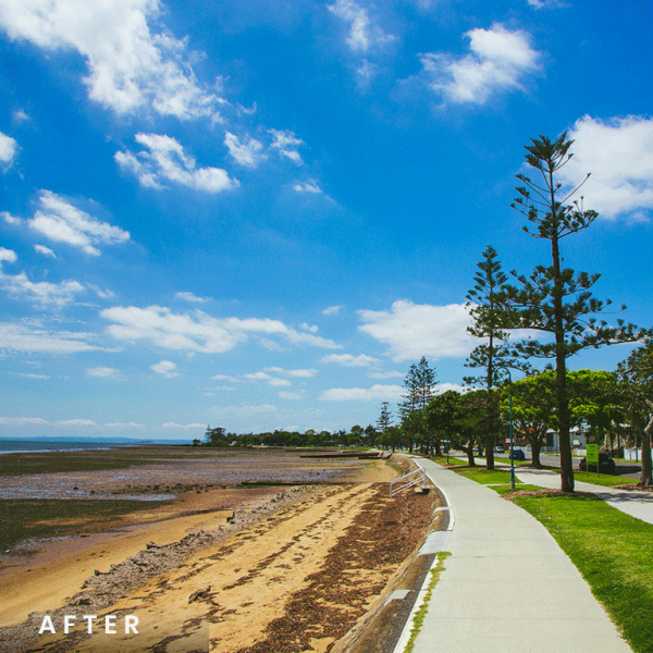 Wynnum Lightroom Preset