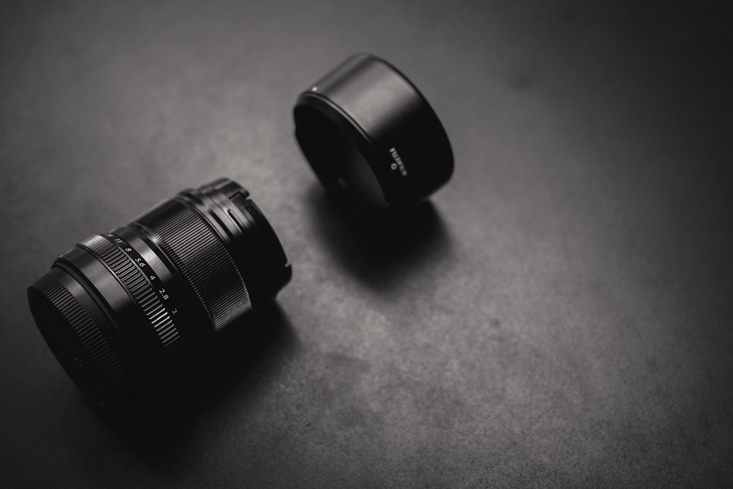 What does a lens hood do?