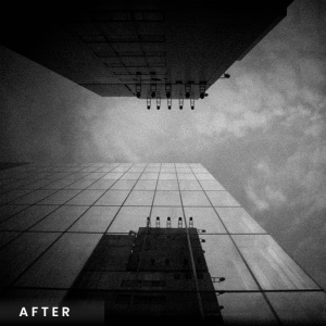 Holga Black Lens Lightroom Preset
