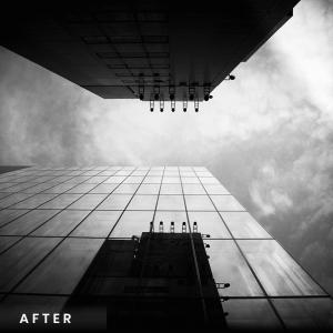 Lightroom preset - Blown Out Lens