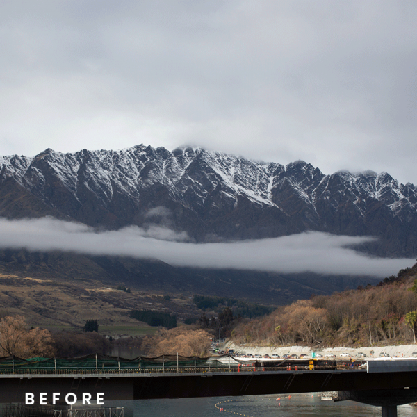 Kawarau Before