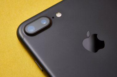 Clean iPhone camera