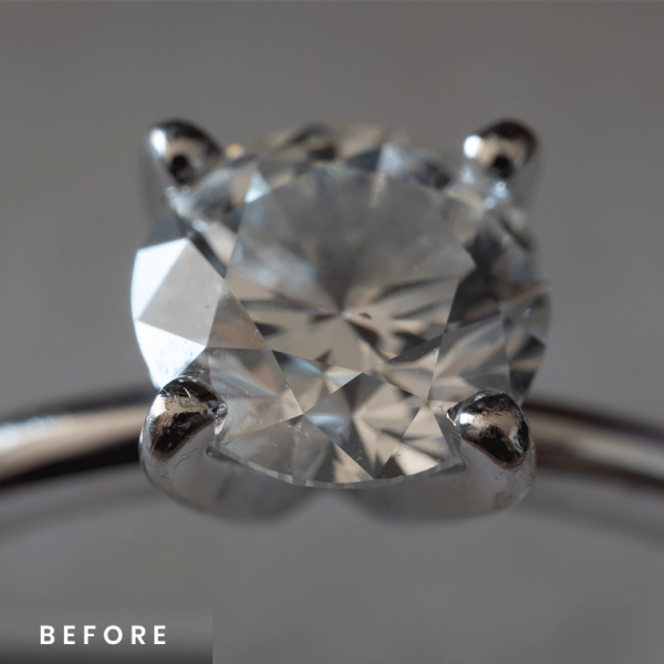 Diamond Blacks Before - Best Lightroom Presets