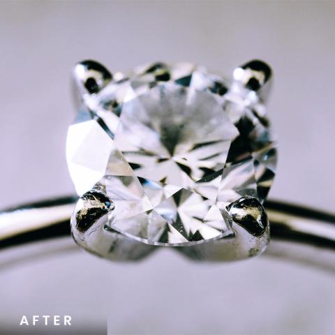 Diamond Blacks After - Best Lightroom Presets