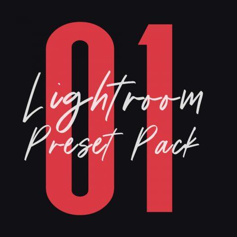 01 Lightroom Preset Pack