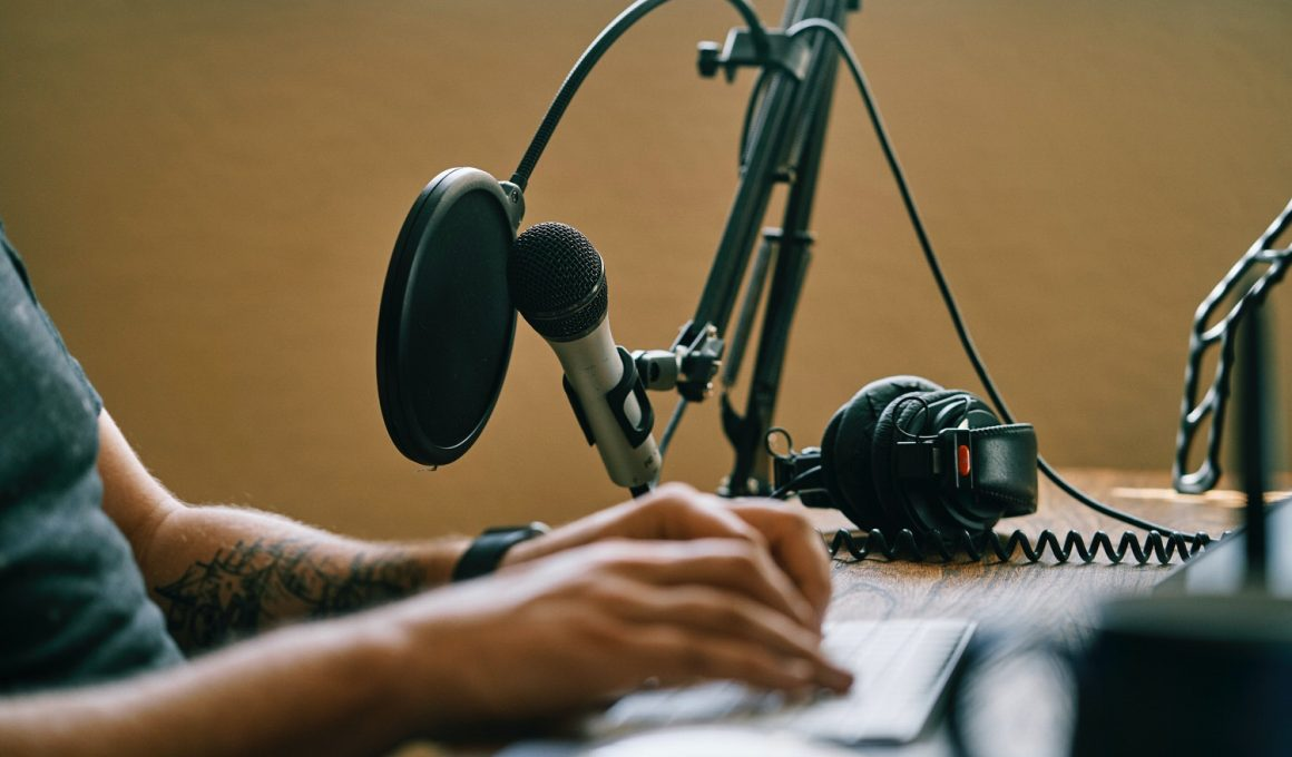 How to start a podcast on YouTube
