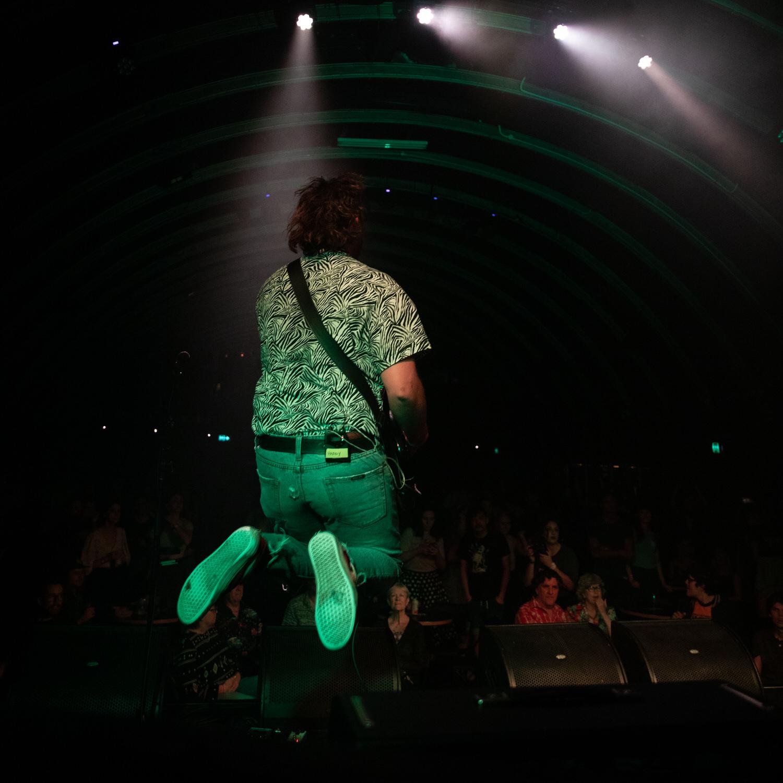 The Chats Jump Shot Concert Photography Lightroom Preset