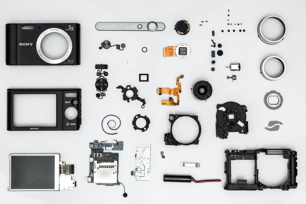 Photography jobs - repair equipment