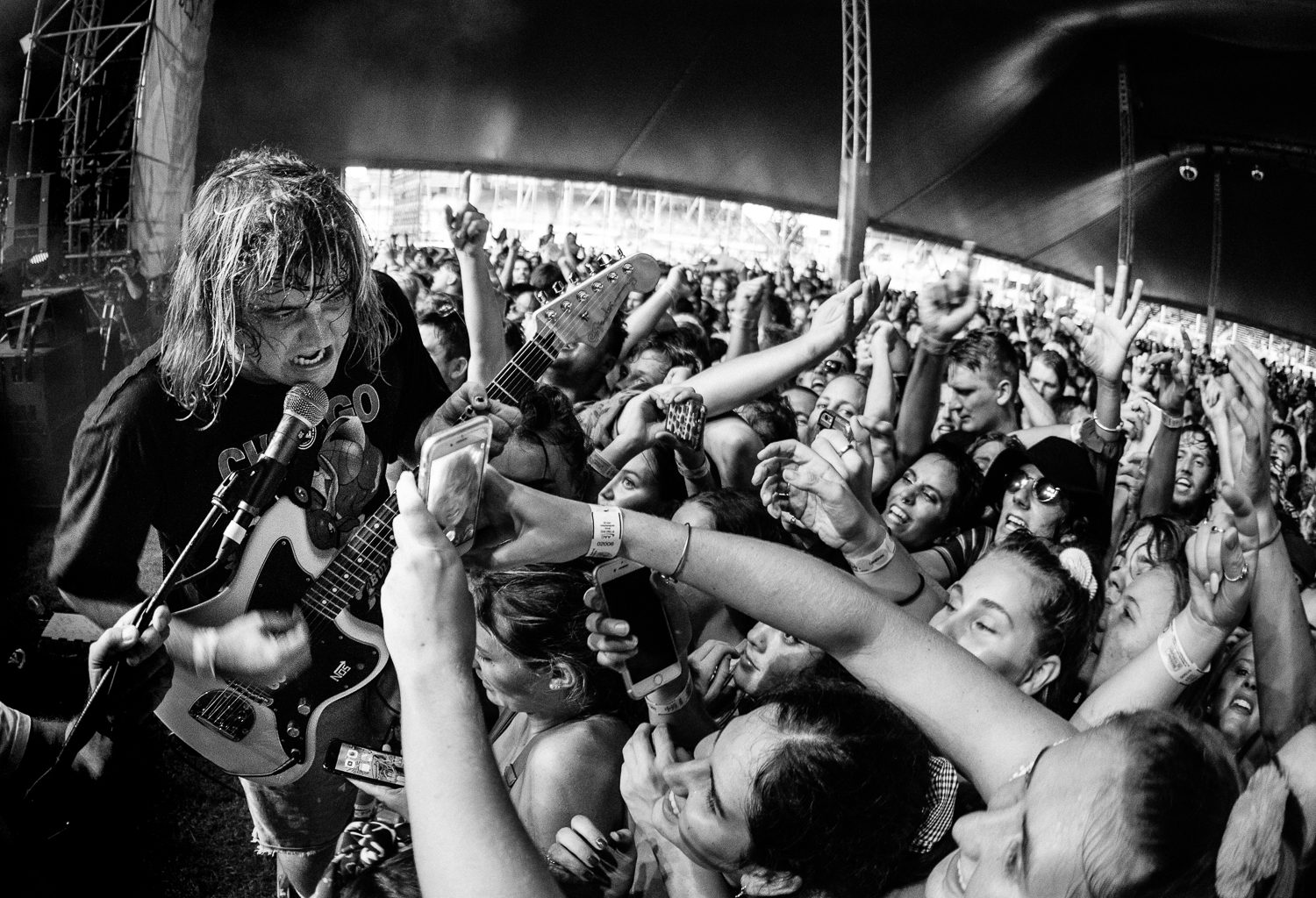 Music Photography Tutorial of Skegss