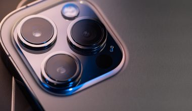 Headshot photography with smartphone