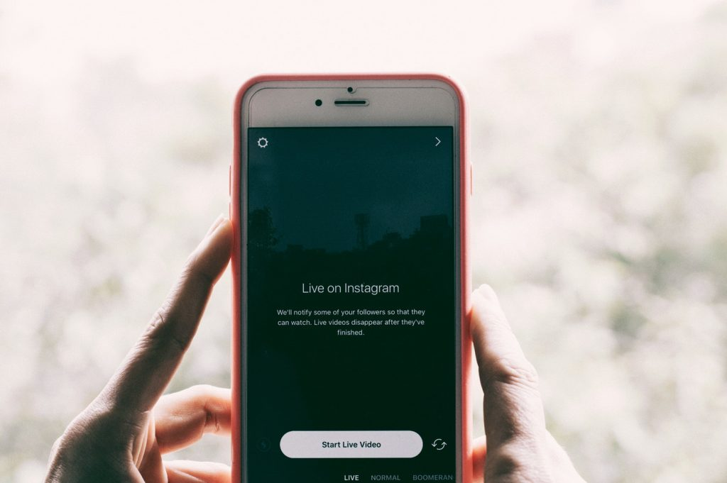 Increase your Instagram reach using Instagram Live