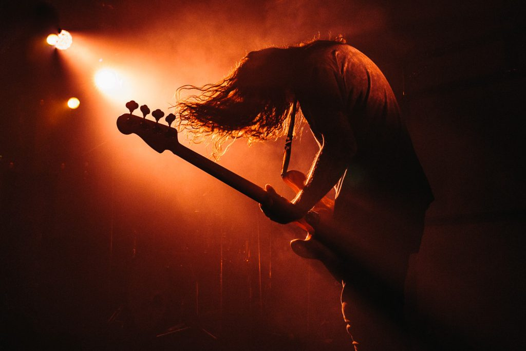 Violent Soho - Music photography lenses